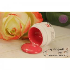 Гель-краска для ногтей My Nail №18 ализариновый