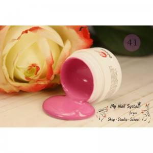 Гель-краска для ногтей My Nail №41 теплый розовый