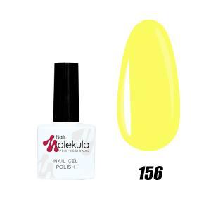 Гель-лак №156 Molekula 11мл Желтая канарейка