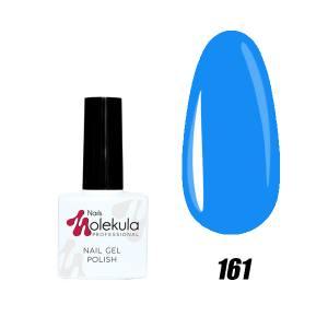 Гель-лак №161 Molekula 11мл Лазурь