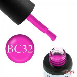 Гель-лак Naomi Boho Chic BC 32, 6 мл розовый, эмалевый, плотный