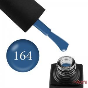 Гель-лак GO 164 синий, 5,8 мл
