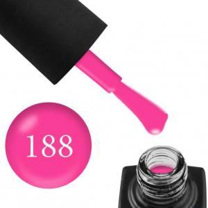 Гель-лак GO 188, розовая фуксия, 5,8 мл