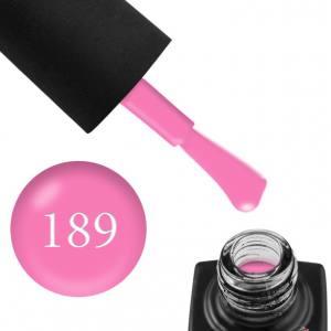 Гель-лак GO 189, мягкий розовый, 5,8 мл