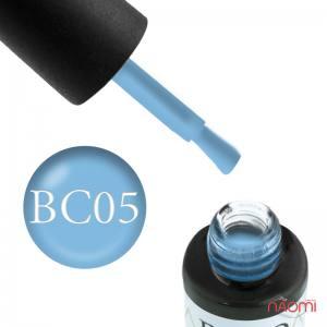 Гель-лак Naomi Boho Chic BC 05 голубой, 6 мл