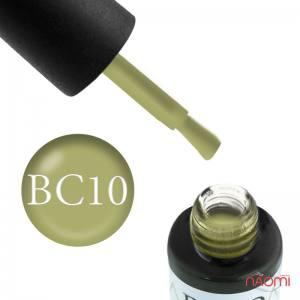 Гель-лак Naomi Boho Chic BC 10 оливковый, 6 мл