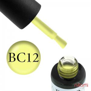 Гель-лак Naomi Boho Chic BC 12 желтый, 6 мл
