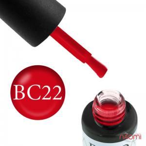 Гель-лак Naomi Boho Chic BC 22 кораллово-красный, 6 мл