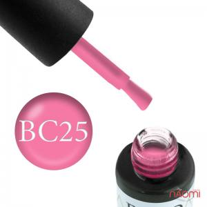Гель-лак Naomi Boho Chic BC 25 розовый, 6 мл