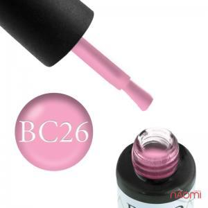 Гель-лак Naomi Boho Chic BC 26 нежный розовый, 6 мл