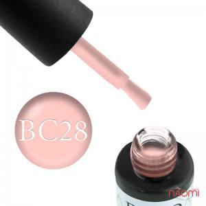 Гель-лак Naomi Boho Chic BC 28 пудрово-абрикосовый, 6 мл