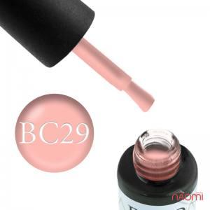 Гель-лак Naomi Boho Chic BC 29 пудрово-персиковый, 6 мл
