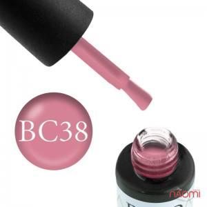 Гель-лак Naomi Boho Chic BC 38 дымчатый терракотово-розовый, 6 мл