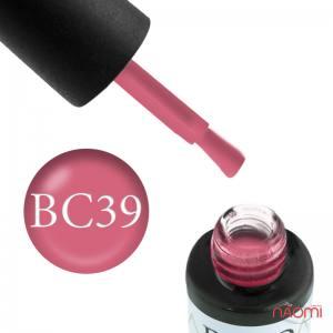 Гель-лак Naomi Boho Chic BC 39 терракотово-розовый, 6 мл
