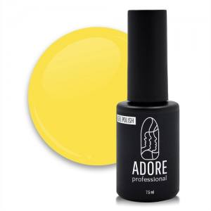 Гель-лак Adore Professional 7,5 мл №469 7,5мл  люминесцентный желтый