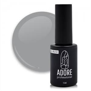 Гель-лак Adore Professional 7,5 мл №470 7,5мл  безупречный серый