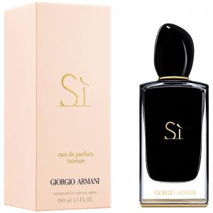 Женская парфюмированная вода Giorgio Armani Si Intense (Джорджио Армани Си Интенс) 100мл