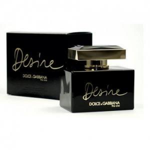 Женская парфюмированная вода Dolce & Gabbana The One Desire 75мл
