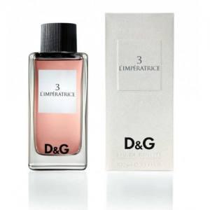 Туалетная вода для женщин Dolce & Gabbana 3 L`Imperatrice