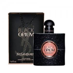 Женская парфюмированная вода Yves Saint Laurent Black Opium (Ивс Сейнт Лаурент Блэк Опиум)