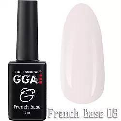 Френч база GGA Professional 08 15мл
