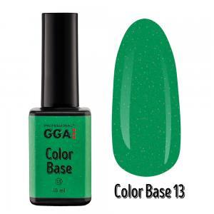 База цветная Сolor Base GGA Professional 15 мл 13