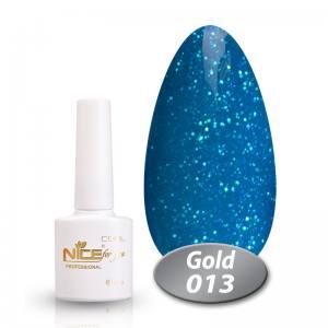 Гель-лак Nice Cool Gold 8.5g 013