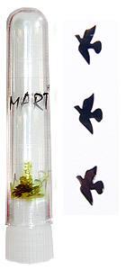 Логотип Mart 09 Голубь 20шт в колбе