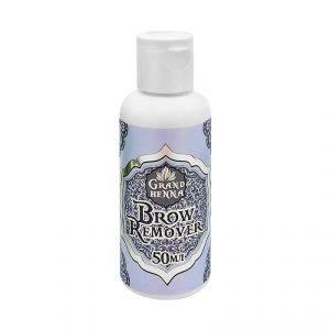 Средство для снятия хны Brow Remover Grand Henna, 50 мл