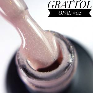 Гель-лак GRATTOL Opal 02, 9 мл