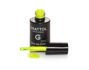 Гель-лак Grattol Color Gel Polish Lemon №36 9мл