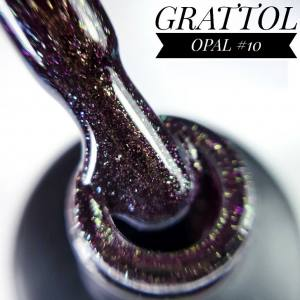 Гель-лак GRATTOL Opal 10, 9 мл
