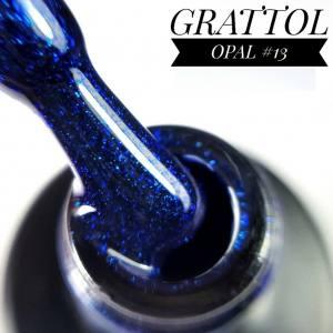 Гель-лак GRATTOL Opal 13, 9 мл