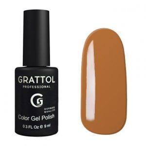 Гель-лак GRATTOL коллекция Barista 137 Caramel Coffee 9 мл