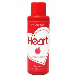 "Жидкость для снятия липкого слоя Gel Cleancer ""Paradise Apple"" 100 ml Heart Germany"