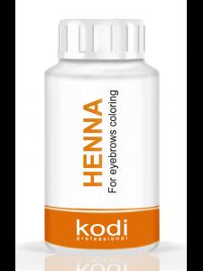 Хна для окрашивания бровей Kodi Special Brown (Натурально-коричневая)
