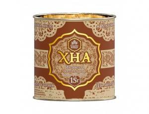 Хна для биотату и бровей Grand Henna, шоколадно-коричневая, 15 г