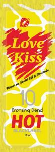 Лосьон для солярия  LOVE KISS