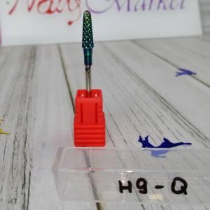 Фреза карбид-вольфрамовая H9-Q