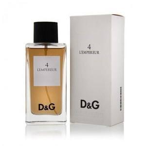 Туалетная вода  Dolce & Gabbana L'empereur 4 100мл