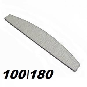 Пилка серая полумесяц 100\180