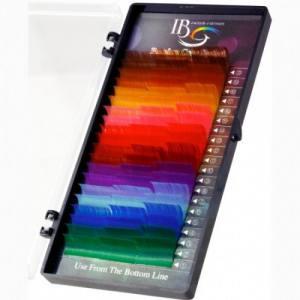 Ресницы I-Beauty Радуга D 0.10  (20 цветов)