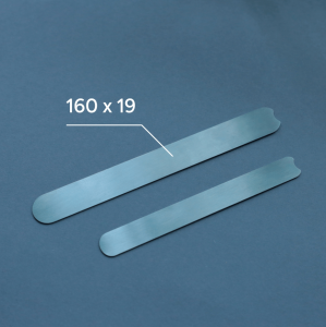 Основа металлическая Wonderfile 160/19 мм