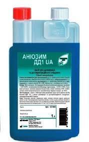 Аниозим ДД1 UA  средство для дезинфекции, достерилизационной очистки и стерилизации, 1000 мл