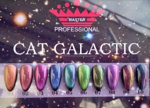 Гель лак Master 24D Cat Galactic