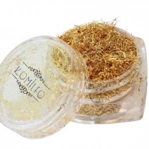 Komilfo Foil Stripes №01 Gold, (0,2 г)