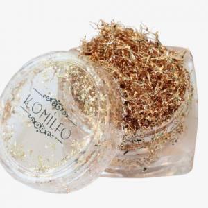 Komilfo Foil Stripes №08 Champagne Gold, (0,2 г)
