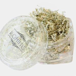 Komilfo Foil Stripes №09 Champagne Silver, (0,2 г)