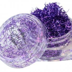 Komilfo Foil Stripes №10 Purple, (0,2 г)