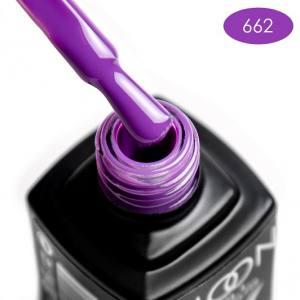Гель-лак MOON FULL color Gel polish №662 аметистовый